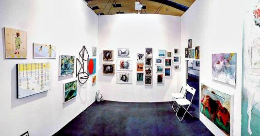 ArtKarlsruhe 2017 opening in a few hours heresa sneak peek of our Wunderkammer