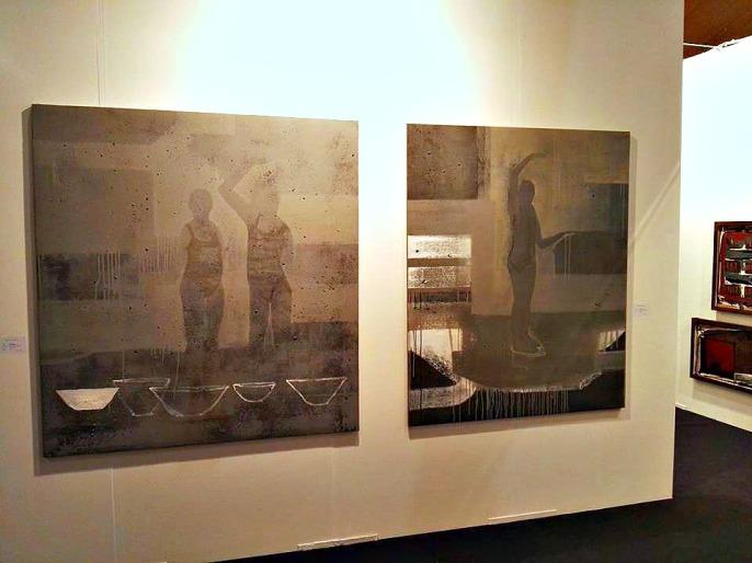 Irene Dioli Five Gallery ArtKarlsruhe