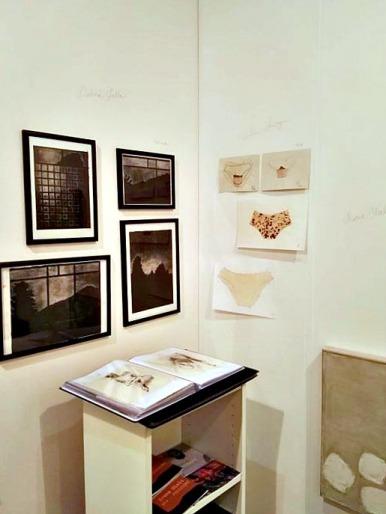 Debora Fella e Valentina Sonzogni for Five Gallery in ArtKarlsruhe