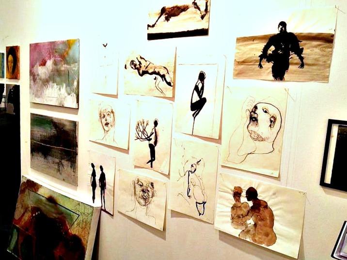 Riccardo Garolla for Five Gallery in ArtKarlstuhe
