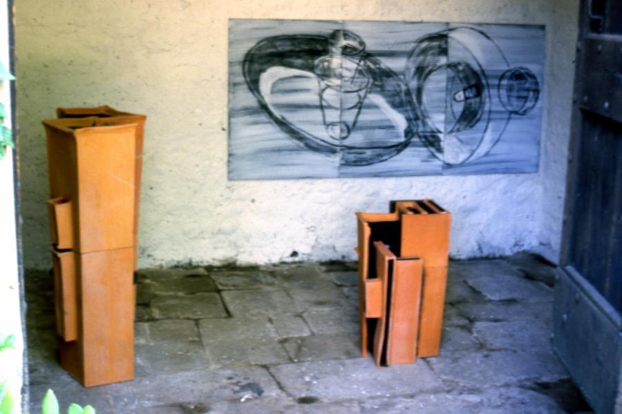 a-bonoli-vicoli-ciechi-terracotta-e-fango-colorato-biennale-di-stia-1986