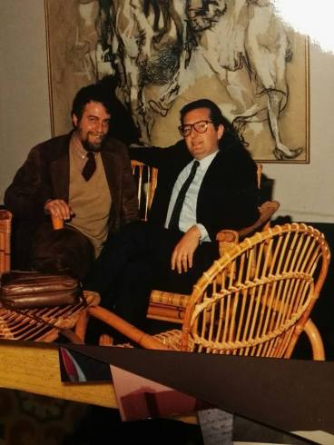 1983 Claudio Costa Gall.Comunale Forte dei Marmi Frammento di una grande avventura culturale ed umana.
