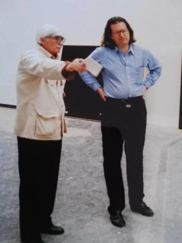 Ancora Venezia con Alberto Burri