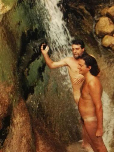 Claudio Costa, quando l'arte è la totale immedesimazione con l'habitat. Fine anni '80 alla sorgente dell'Altissimo.