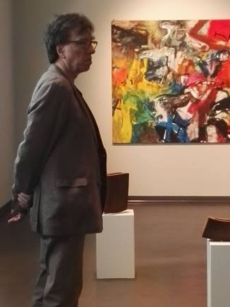 Con Dieter Weber per Edizioni MODO in Kaleidoskop Freiburg in Padoa.