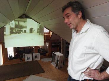 Freiburg. Nello studio di Michael Ott, quando la realtà conserva il ricordo.