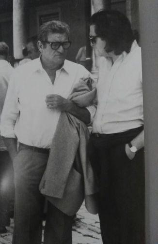 Pietro Cascella a Carrara e Pietrasanta nel 1982 Quando si faceva la scultura...