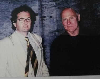 Richard Serra e le dimensioni della scultura.