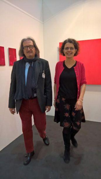Andrea Hess Art Karlsruhe 2018