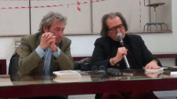 Con Aroldo Marinai a Brera 2019