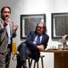 Con Igor Rucci per Art Economy (2)2018