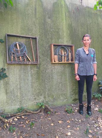 Con Ilaria Forlini a Freiburg 2019