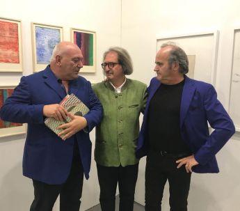 Con M.Kaufman e O. Galliani 2018