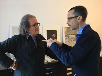 Con Rinaldo Invernizzi