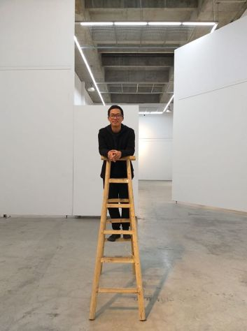Jin Yanan in China Art Academy Kangzhou 2019