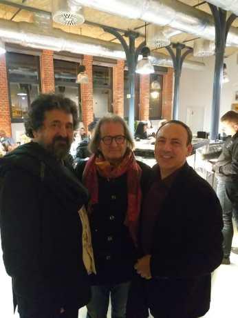 Tarshito e prof Angelo Rella